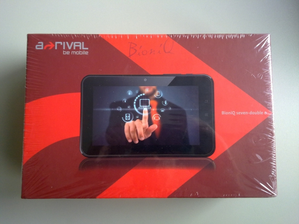 Tablet PC 700 Pad